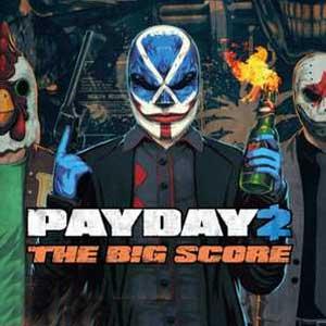 Comprar Payday 2 The Big Score Xbox One Code Comparar Precios