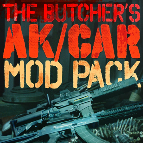 Comprar PAYDAY 2 The Butchers AK/CAR Mod Pack CD Key Comparar Precios