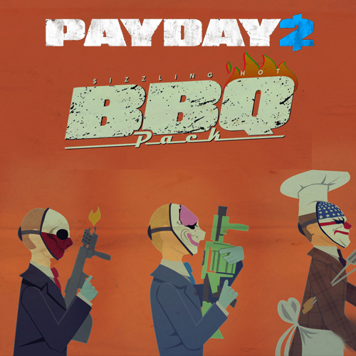 PAYDAY 2 The Butchers BBQ