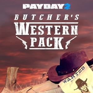 PAYDAY 2 The Butchers Western Pack