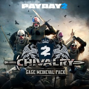 PAYDAY 2 The Gage Chivalry Pack