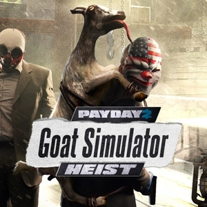PAYDAY 2 The Goat Simulator Heist
