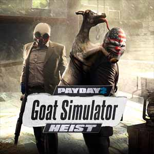 Comprar PAYDAY 2 The Goat Simulator Heist CD Key Comparar Precios
