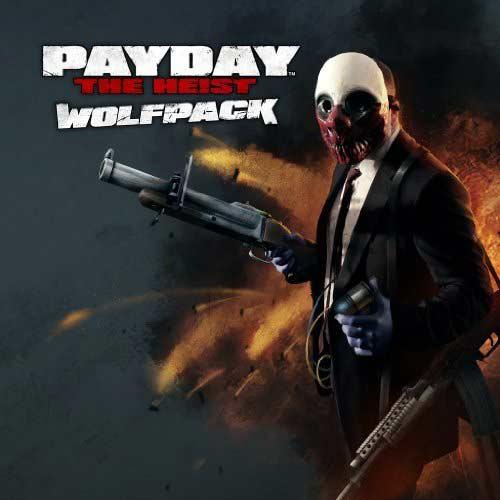 Comprar clave CD Payday the Heist Wolfpack DLC y comparar los precios