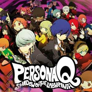 Comprar Persona Q Shadow of the Labyrinth Nintendo Wii U Descargar Código Comparar precios
