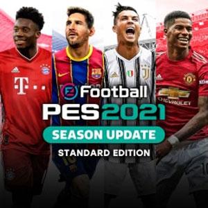 Comprar PES 2021 Season Update Xbox Series X Barato Comparar Precios