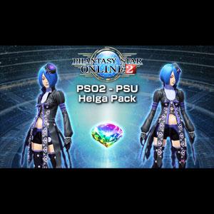 Phantasy Star Online 2 Helga Pack