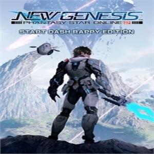 Comprar Phantasy Star Online 2 New Genesis Start Dash Rappy Pack Xbox Series Barato Comparar Precios
