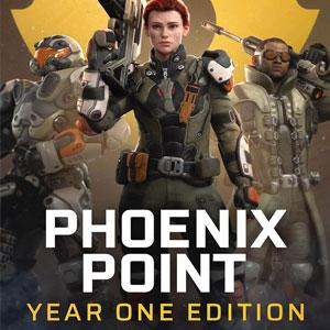 Comprar Phoenix Point Year One Edition CD Key Comparar Precios