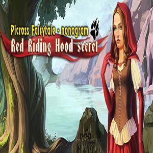 Picross Fairytale nonogram Red Riding Hood secret