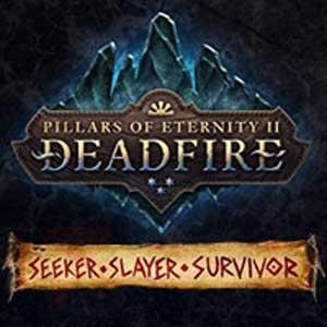 Pillars of Eternity 2 Deadfire Seeker, Slayer, Survivor