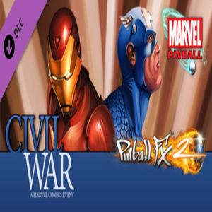 Pinball FX2 Civil War Table