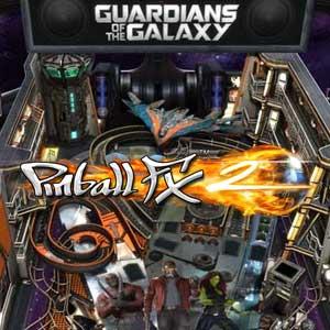 Comprar Pinball FX2 Guardians of the Galaxy Table CD Key Comparar Precios