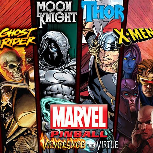 Comprar Pinball FX2 Marvel Pinball Vengeance and Virtue Pack CD Key Comparar Precios