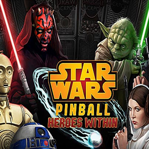 Comprar Pinball FX2 Star Wars Pinball Heroes Within Pack CD Key Comparar Precios