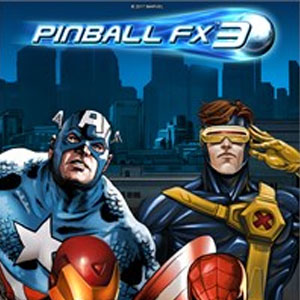 Pinball FX3 Marvel Pinball Season 1 Bundle