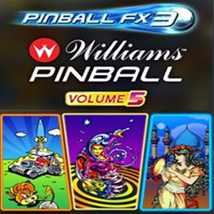 Pinball FX3 Williams Pinball Volume 5