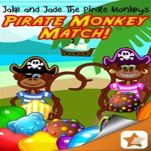 Pirate Monkey Match