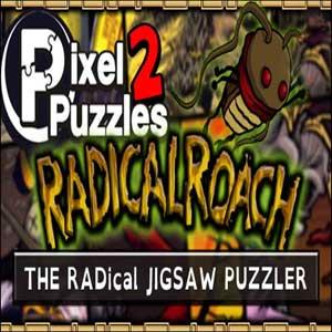 Comprar Pixel Puzzles 2 RADical ROACH CD Key Comparar Precios