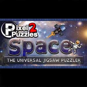 Comprar Pixel Puzzles 2 Space CD Key Comparar Precios
