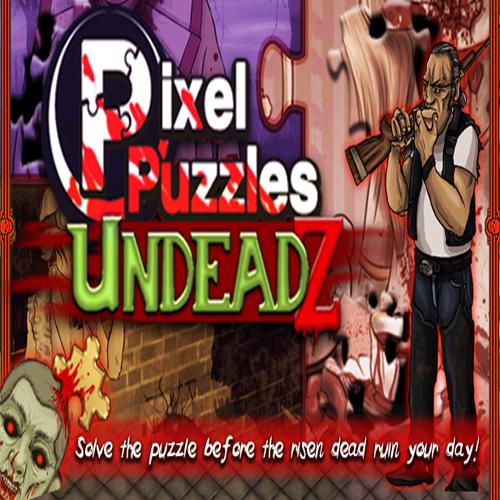 Comprar Pixel Puzzles UndeadZ CD Key Comparar Precios