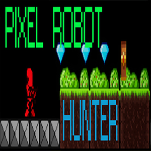 Pixel Robot Hunter