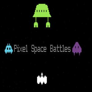 Pixel Space Battles