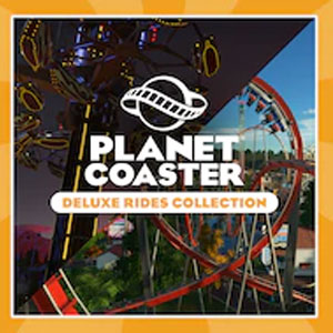Planet Coaster Deluxe Rides Collection