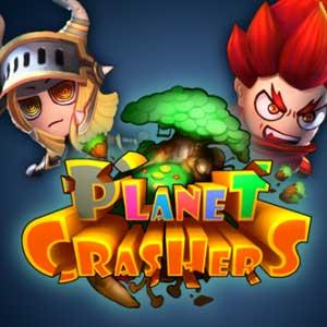 Comprar Planet Crashers 3DS Descargar Código Comparar precios