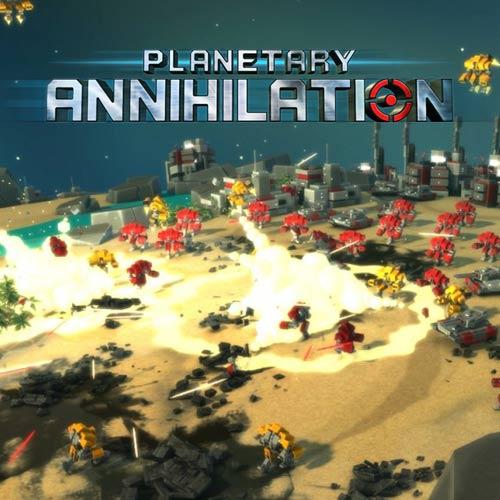 Descargar Planetary Annihilation - key PC comprar