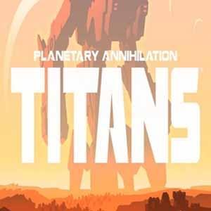 Comprar Planetary Annihilation TITANS CD Key Comparar Precios