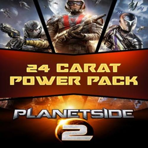 Comprar Planetside 2 - 24 Carat Power Pack CD Key Comparar Precios