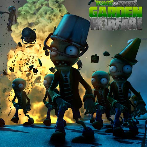 Descargar Plants vs Zombies Garden Warfare - PC key Origin
