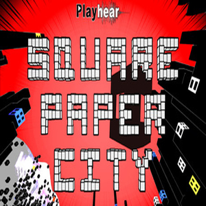 Playhear Square Paper City