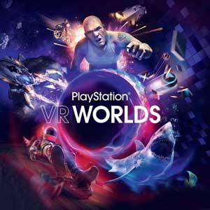 Comprar Playstation VR Worlds PS4 Code Comparar Precios