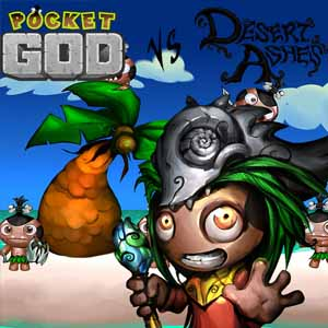 Comprar Pocket God vs Desert Ashes CD Key Comparar Precios