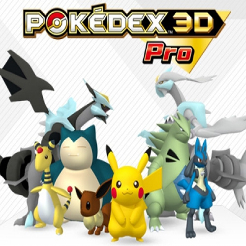 Comprar Pokedex 3D Pro Nintendo 3DS Descargar Código Comparar precios