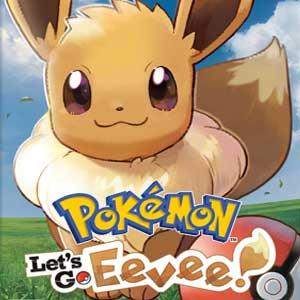 Pokemon Lets Go, Eevee
