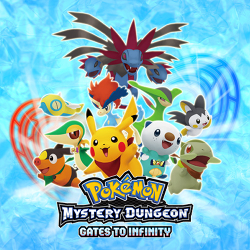 Comprar Pokemon Mystery Dungeon Gates to Infinity Nintendo 3DS Descargar Código Comparar precios