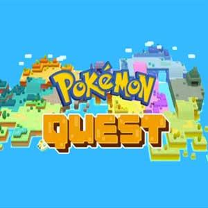 Pokemon Quest Scattershot Stone