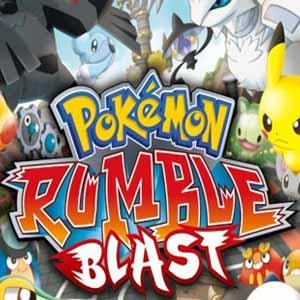 Comprar Pokemon Rumble Blast Nintendo 3DS Descargar Código Comparar precios