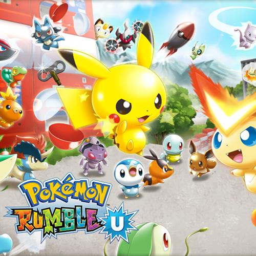 Comprar Pokemon Rumble U Nintendo Wii U Descargar Código Comparar precios
