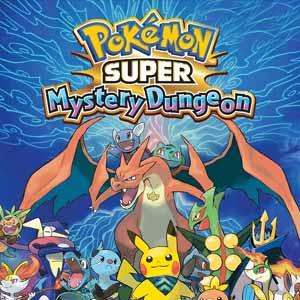 Comprar Pokemon Super Mystery Dungeon Nintendo 3DS Descargar Código Comparar precios