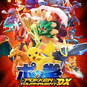 Comprar Pokken Tournament DX Battle Pack Nintendo Switch Barato comparar precios