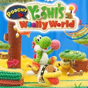 Comprar Poochy and Yoshis Woolly World 3DS Descargar Código Comparar precios