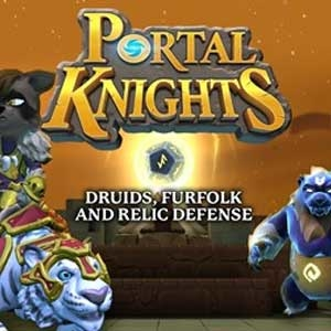 Comprar Portal Knights Druids Furfolk and Relic Defense Xbox One Barato Comparar Precios
