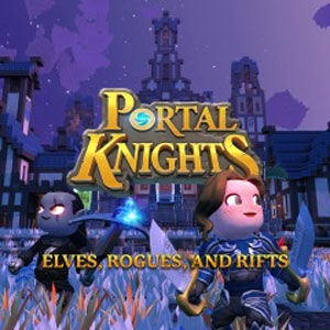 Portal Knights Elves, Rogues, and Rifts