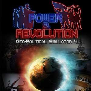Comprar Power and Revolution Geo-Political Simulator 4 CD Key Comparar Precios