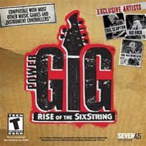 Power Gig Rise of the SixString