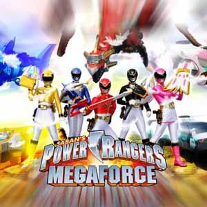 Comprar Power Rangers Megaforce Nintendo 3DS Descargar Código Comparar precios